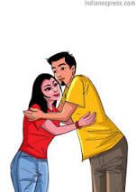 A-frame hug